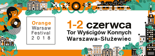 Nines, O.S.T.R. oraz zwycięzcy konkursu Rozgrzewka nad Wisłą – Sonar i Baranovski dołączają do składu Orange Warsaw Festival!