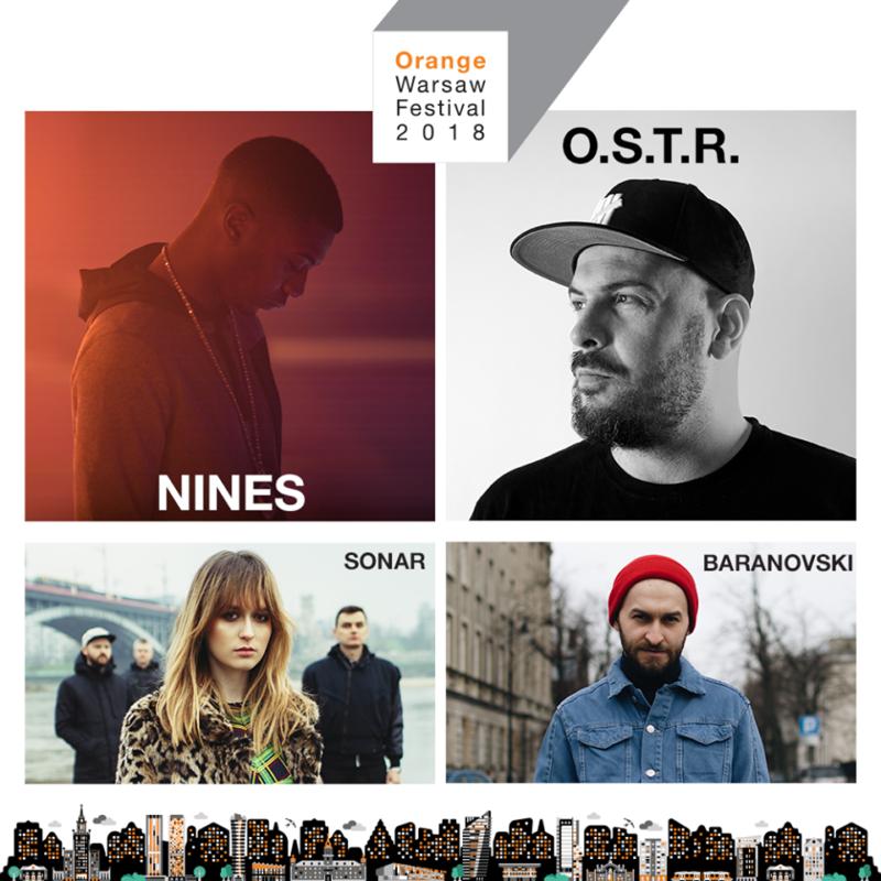 Warsaw Orange
