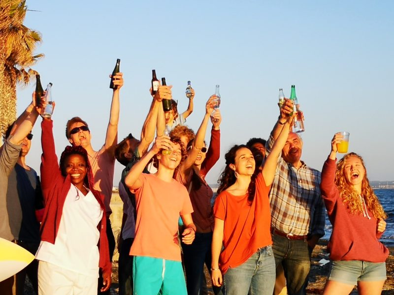 Cheers - Na Zdrowie Oceanu
