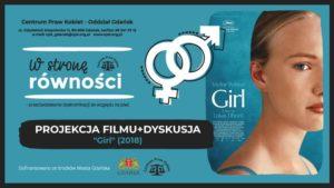 """CPK Gdańsk: Pokaz filmu """"Girl"""""""